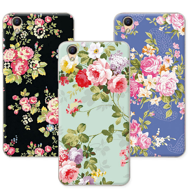 meet d1a58 6b35e US $0.99 30% OFF|Luxury Floral Art Painted For Coque Asus Zenfone Live  ZB501KL Case Cover Flower Phone Cases Zenfone Live ZB501KL 5 inch+Gift-in  ...