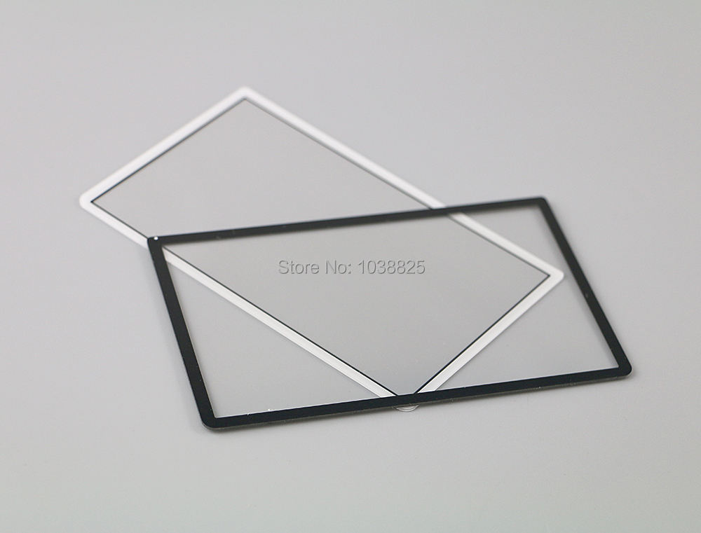 For 3DS XL 3DS LL Top Upper Screen Lens Frame LCD Screen Plastic Cover ChengChengDianWan