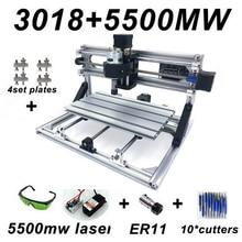 цена на Upgraded Mini CNC3018 Engraving Machine Wood Router PCB Milling Machine Plastic Acrylic Wood Carving Machine DIY CNC with GRBL