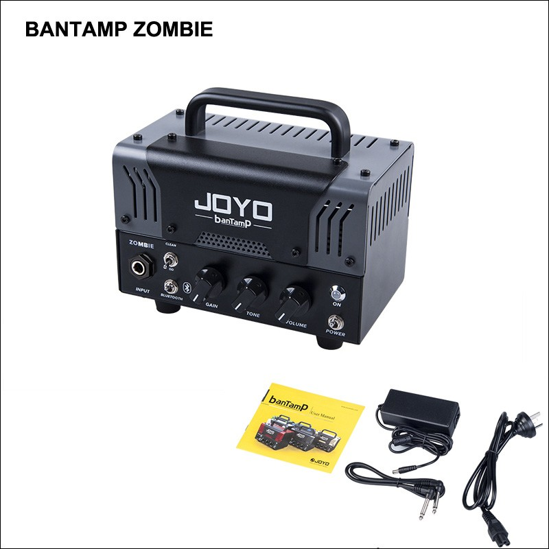 JOYO banTamP Electric Bass Guitar Amplifier Tube Multi Effects Speaker Preamp AMP ZOMBIE Musical Instruments Guitar