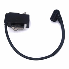 Knight Ignition Module Coil For Husqvarna 124 125 128 Series Edger Brush Cutter String Line Trimmer Module 530039224 545046701