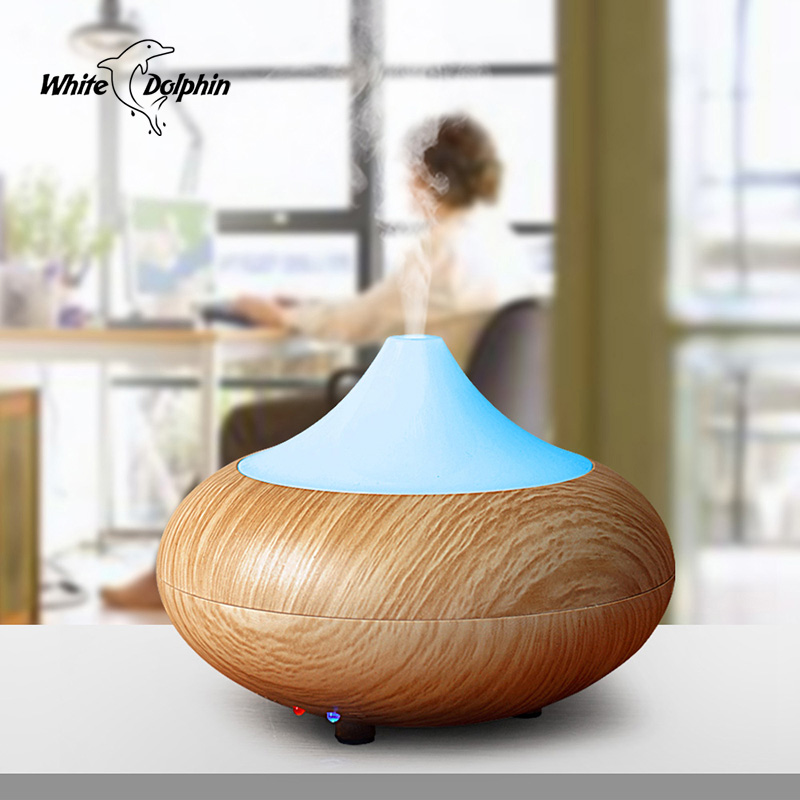 Ultrasonic Aromatherapy Humidifier Aroma Diffuser LED Light for Home Air Humidifier Mist Maker Essential Oil Diffuser Fogger стоимость