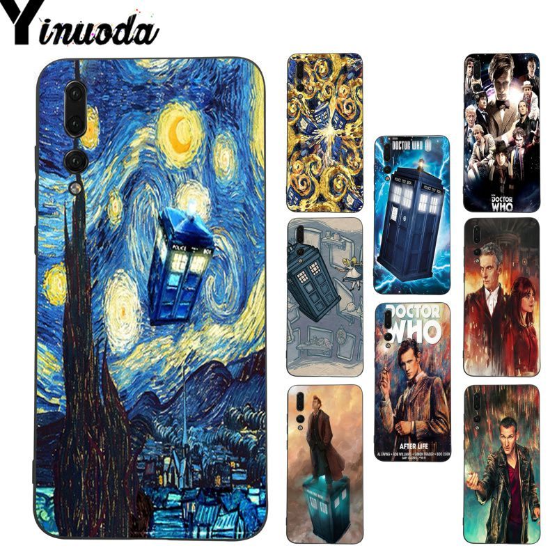 Adaptable Yinuoda Tardis Box Doctor Who Unique Design Phone Case For Huawei P20 Lite P10 Plus Mate9 10 Mate10 Lite P20 Pro Honor10 View10 Cellphones & Telecommunications