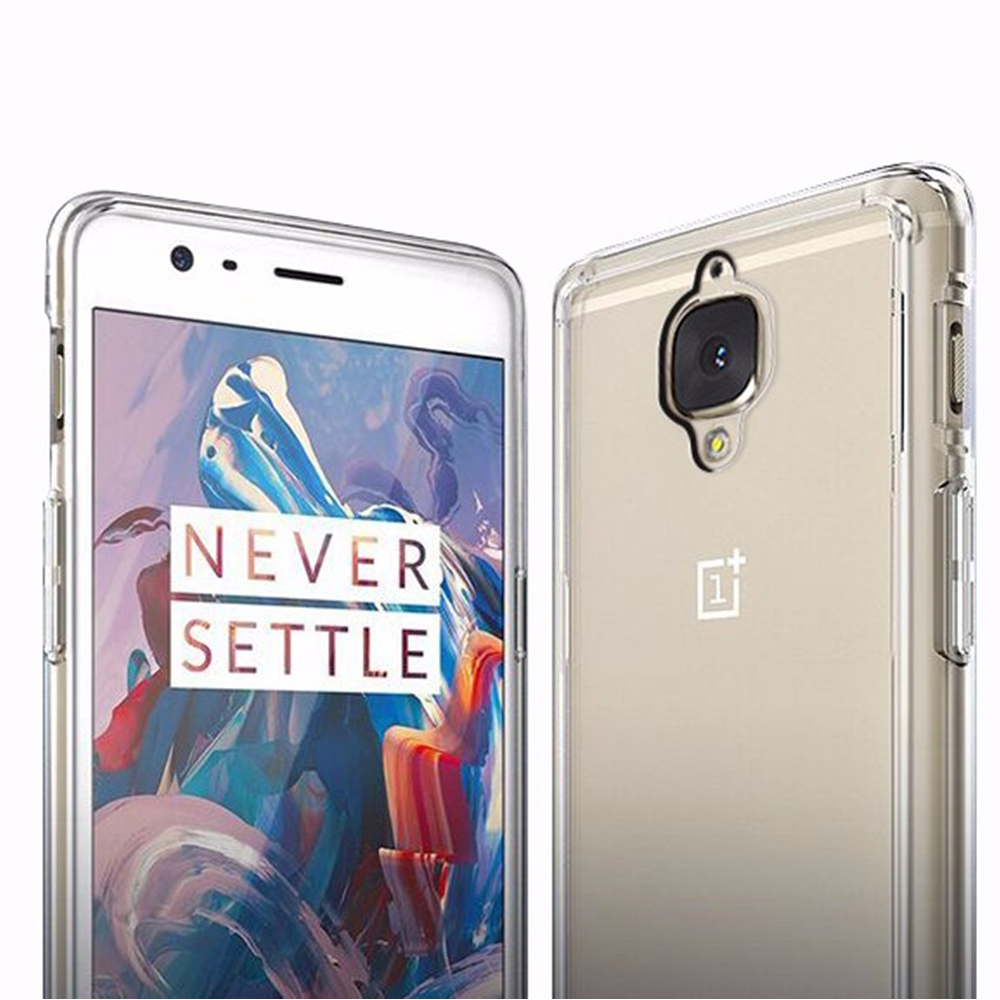 One Plus 3 Case Cover Original Gkk Hard Frosted Pc Ultrathin Ipaky Bumper Soft Samsung Galaxy Note N9000 N9005 Anti Knock Transparent Acrylic Silicone Clear Phone For Oneplus 3t A3000 Three