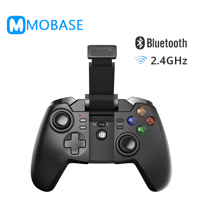 Tronsmart Mars G02 Bluetooth 2.4 GHz Sans Fil Gamepad pour PlayStation 3 PS3 Contrôleur de Jeu Joystick pour Android TV Box Windows