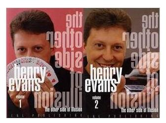 Henry Evans - The Other Side Of Illusion Vol1-2-Magic Tricks