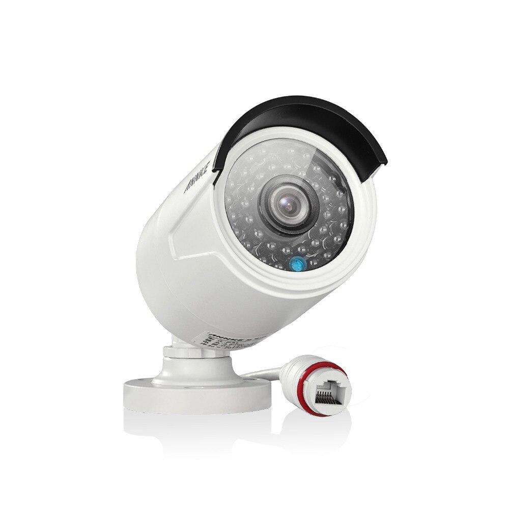 SANNCE 960 P Réseau IP Caméra de Sécurité ONVIF Intérieur et intérieur de la POE NVR CCTV système