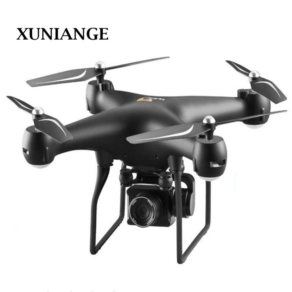 XUNIANG1080P drone aerial photography HD electric remote control helicopter RC four-axis aircraft fixed height toy