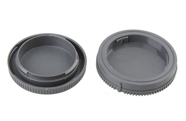 US $2 05 |E mount Camera Body Cover + Lens Bayonet Cap for SONY A7S A7M2 A7  A9 A7R A5000 A5100 A6000 A6300 A6500 NEX3 3N 5C 5N 5R 5T 6 7-in Len Caps