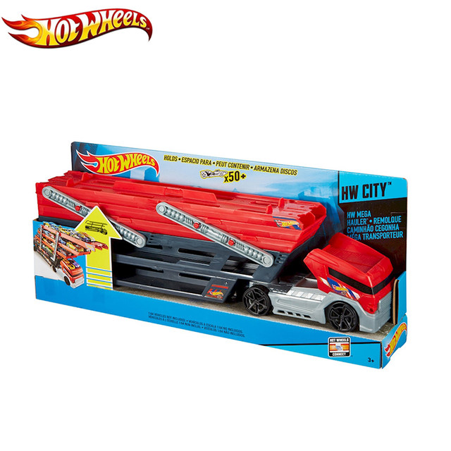 Online Shop Hotwheels Truck Toy Storage Box Car Container Scalable