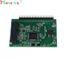 mosunx Mecall mSATA SSD To 44 Pin IDE Converter Adapter As 2