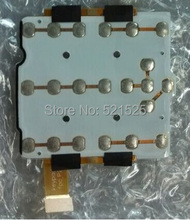 Free shipping,Original X5500 keypad board for Philips CTX5500 for philips Mobile Phone Keypads loop