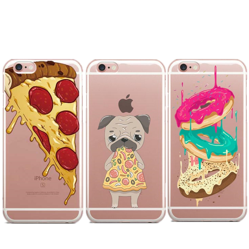 coque pizza iphone 8 plus