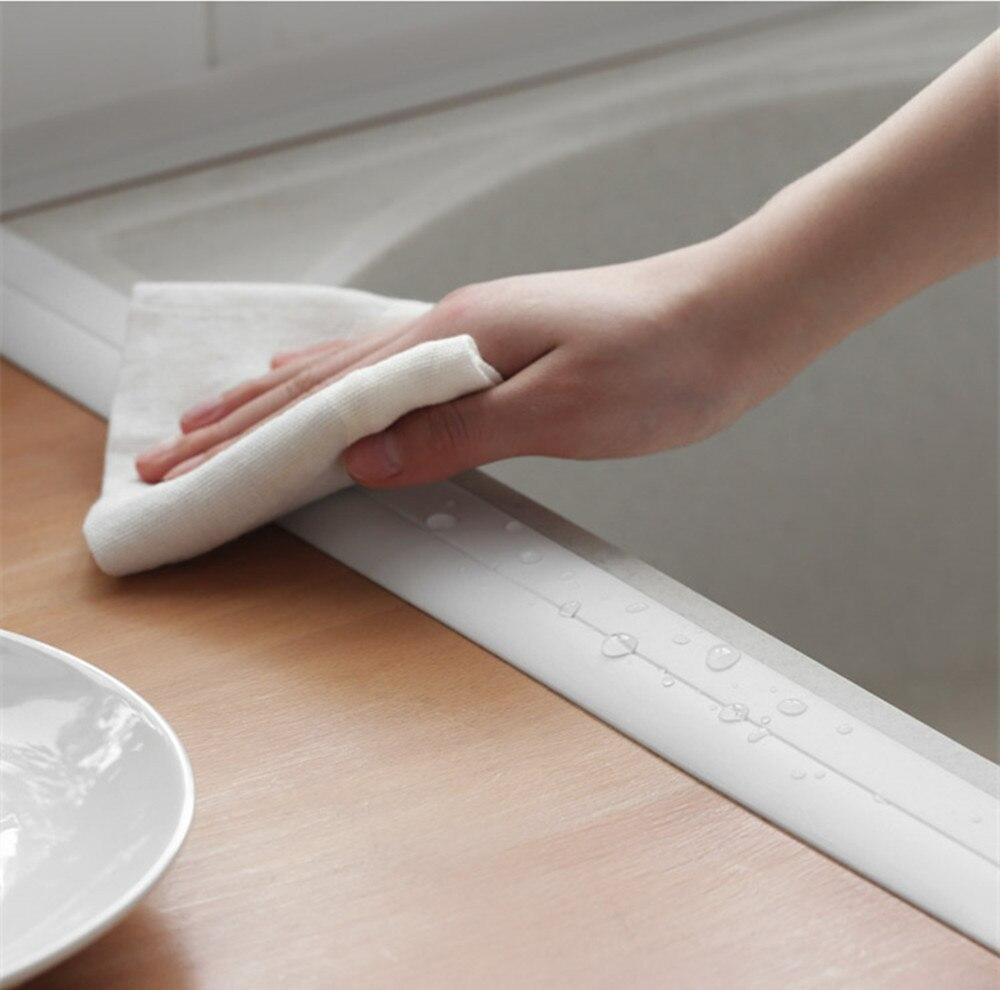 PE Self Adhesive tape Mildew Resistant Waterproof Caulk Strip for ...