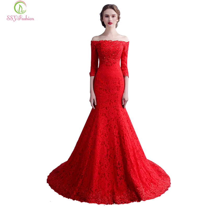 Red Party Dresses Sale