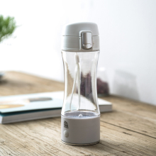 Hydrogen Water Bottle with Handy Strip Lock Design Healthy Active Hydrogen Generator Water Maker