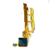5pcs/lot Original New Volume On Off Switch Power Side Button Flex cable For Sony Z LT36 L36H LT36i L36 C6602 C6603
