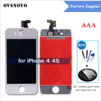 AAA Quality For IPhone 4 4S 5 5S 6 LCD Touch Screen Assembly 100 Brand New