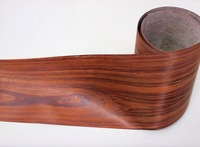 Length 2 2 5meters roll thickness 0 25mm width 16cm rose gold natural rosewood veneer.jpg 200x200
