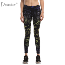 Detector Women Yoga Pants Sport Spring Summer Outdoor Tight Soft Fitness Women Running Training Legging Pants