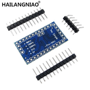 Image 3 - 10Pcs Pro Mini 168/328 Atmega168 5V 16M / ATMEGA328P MU 328P Mini ATMEGA328 5V/16MHz For Arduino Compatible Nano Module