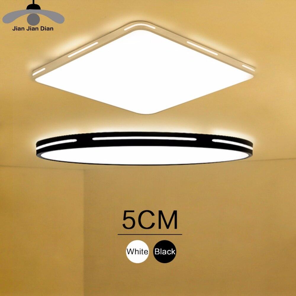 Jjd Moderne Led Plafonnier Simple D Coration Luminaires Pour Tude