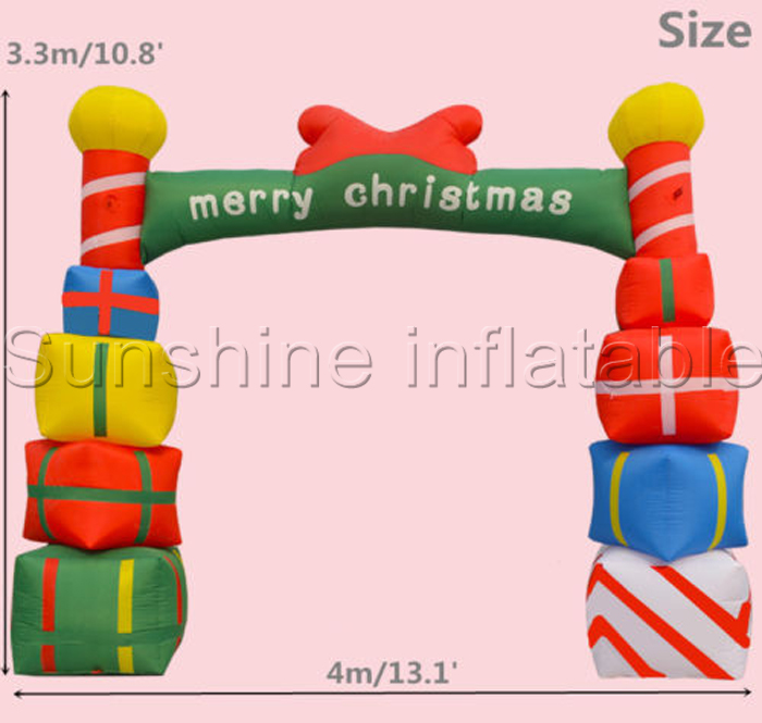 Aliexpress.com : Buy Merry christmas holiday giant inflatable ...