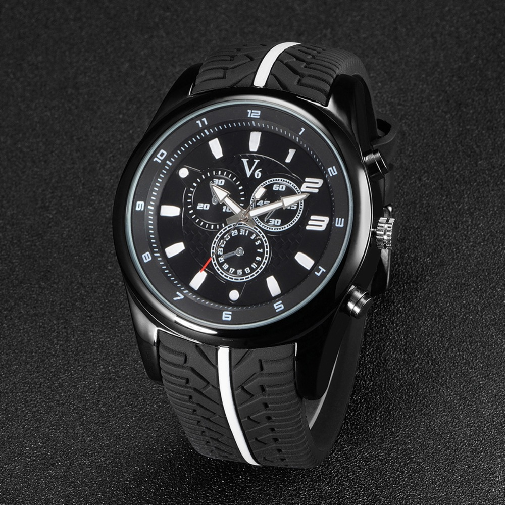 Men's Watches Watches Objective 2019 Super Quartz Watch Luxury Fashion Faux Leather Mens Analog Watches High Quality Business Watch Men Relogio Masculino