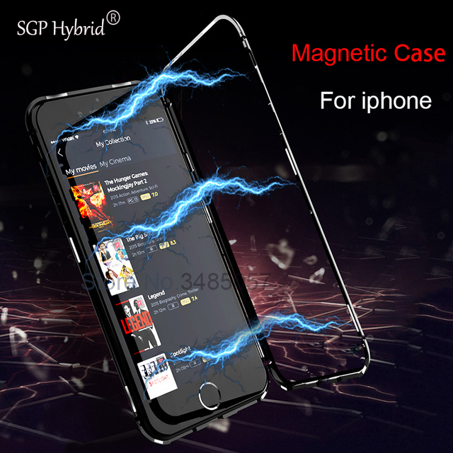 apple iphone 7 case magnetic