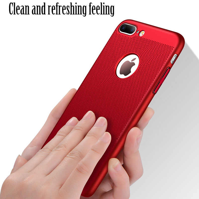 SIXEVE Ультратонкий чехол для iPhone 6 s 6s 5 5S SE 5SE iPhone X 10 7 8 Plus 6Plus 6s Plus 7Plus 8 Plus жесткий чехол для сотового телефона