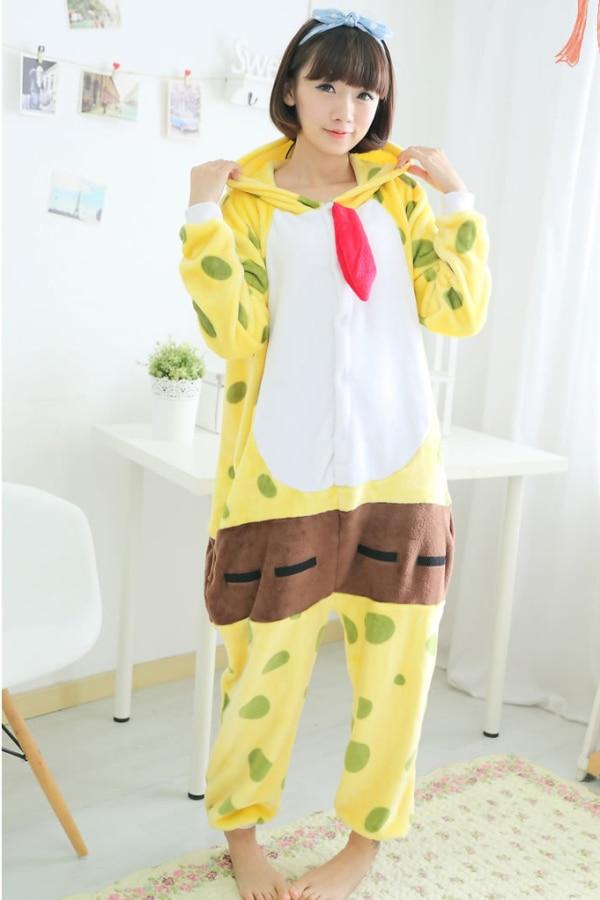 Mens Spongebob Pajamas Breeze Clothing