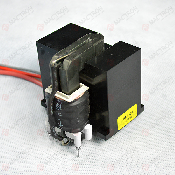 High Voltage Flyback For 80W Laser Power Supply For Yueming Laser Power Supply high voltage flyback transformer for co2 50w laser power supply