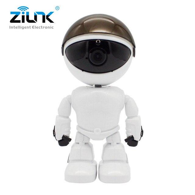 Robot WIFI Wireless IP Camera 2