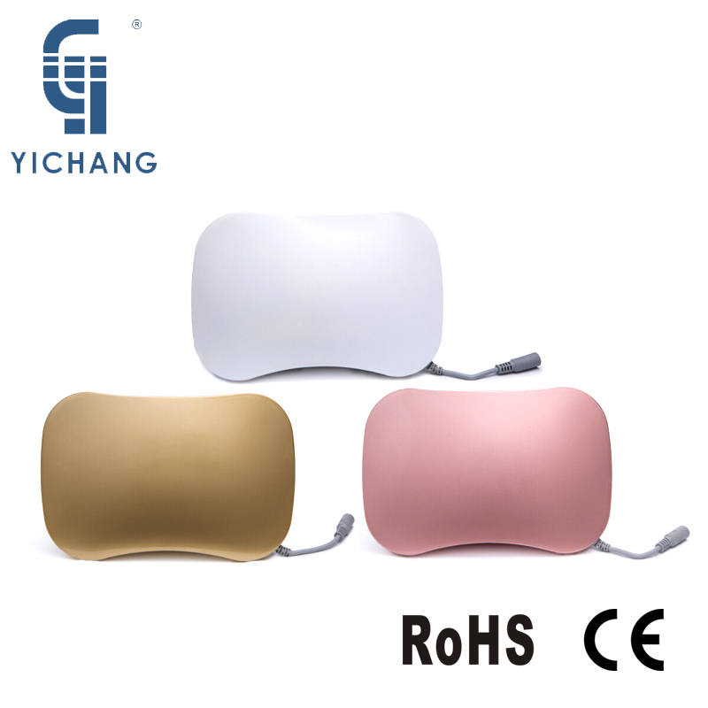 YICHANG Electric Mini Size Rechargeable Slimming Belt Weight Loss Vibrator Back Body Massage for Health Beauty
