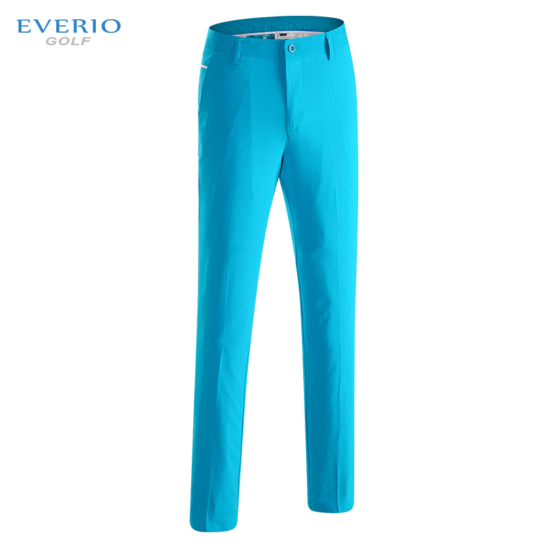 New brand men golf pants sports fabric summer golf trousers training or match apparel 6 colros pants male golf clothing 4XL