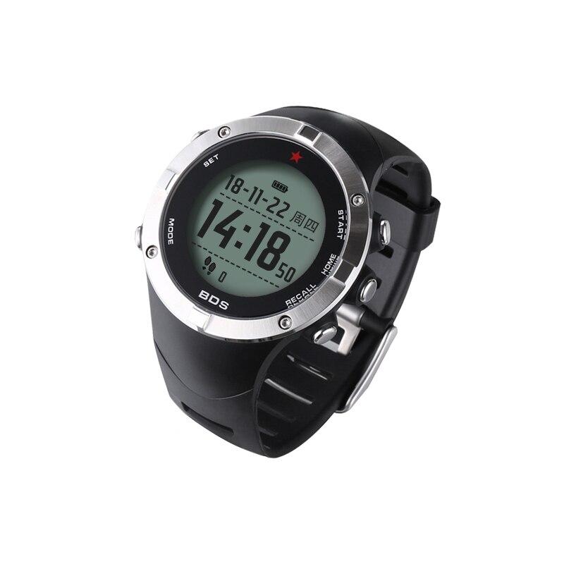 Sunroad 남자의 디지털 gps 심박수 montoring 시계 나침반 고도계 기압계 reloj hombre 세계 시간 기능-에서디지털 시계부터 시계 의  그룹 1