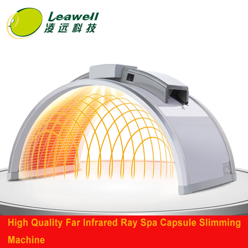 Leawell High Quality far infrared ray spa capsule slimming machine LY 708 Infrared dome treatment lower blood glucose wound heal стоимость