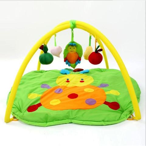 macia do bebe esteira do jogo do bebe ginasio atividade brinquedos educativos criancas criancas tapete