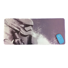 700*300 Hot Star wars mouse pad mat to mouse notbook computer mousepad best gaming mouse mat gamer to laptop keyboard mat(China)