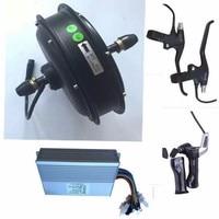 1000W 48V front wheel hub motor electric mountain bike kit electric motor for bike electric bicycle conversion kit