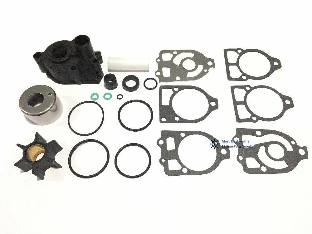 Водяной насос набор для рабочего колеса для Mercury/Mercruiser Alpha One 46-96148A8 46-96148Q8