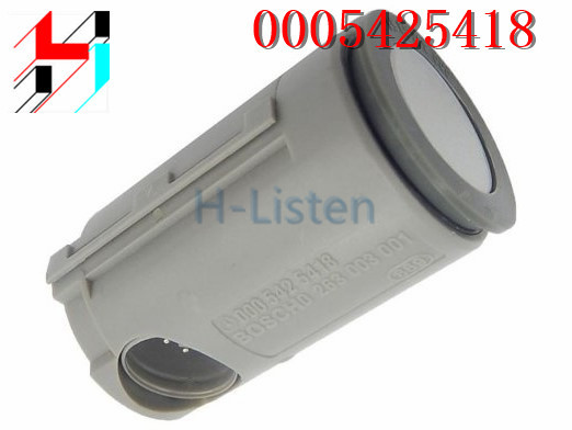 Free shipping 1pcs A0005425418 New Parking Sensor for Mercedes C E S Class W210 W140 W202 W208 0005425418