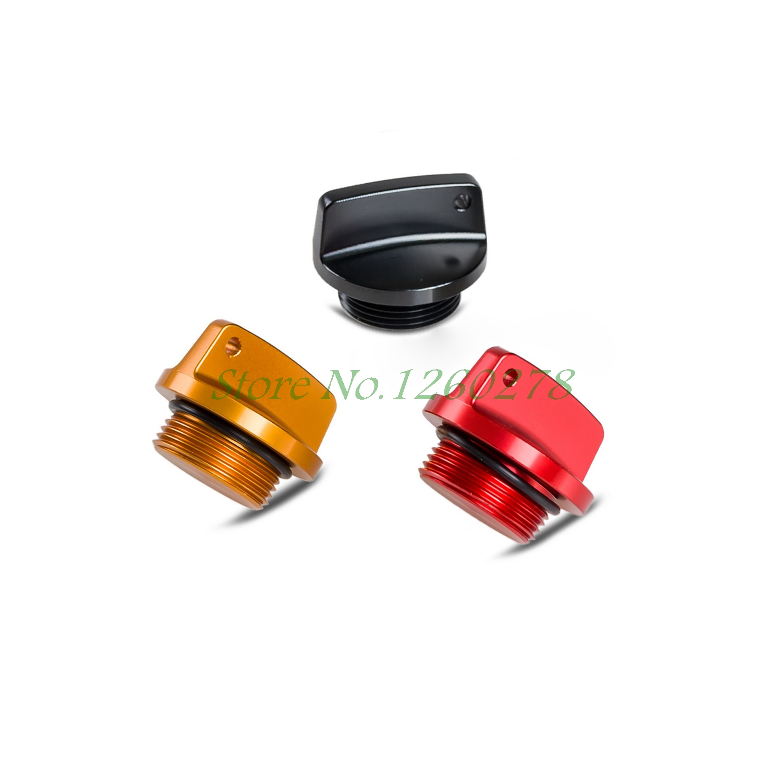 CNC Motorbike Engine Oil Filler Plug fits For KTM 125 200 250 300 350 400 450 505 SX SX-F EXC EXC-F 1998-2016 aluminum water cool flange fits 26 29cc qj zenoah rcmk cy gas engine for rc boat