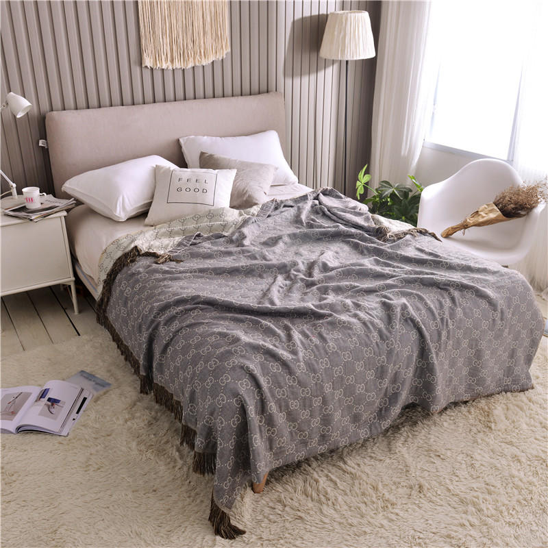 Bamboo Fiber Blankets Bedspreads Bed Sheet Mantas Cobertor Summer Air condition Blanket Throw Blankets for Car