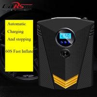 CARSUN Air Compressor Car Compressor 12V Air Compressor Car Tyre Inflator 150 PSI Digital Auto Inflatable Pump Tire Inflator