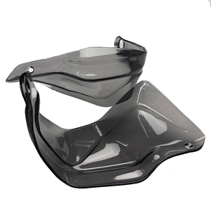 Image 3 - For BMW R 1200 GS ADV R1200GS LC R1250GS GSA F800GS Adventure S1000XR F750GS F850GS Handguard Hand shield Protector Windshield