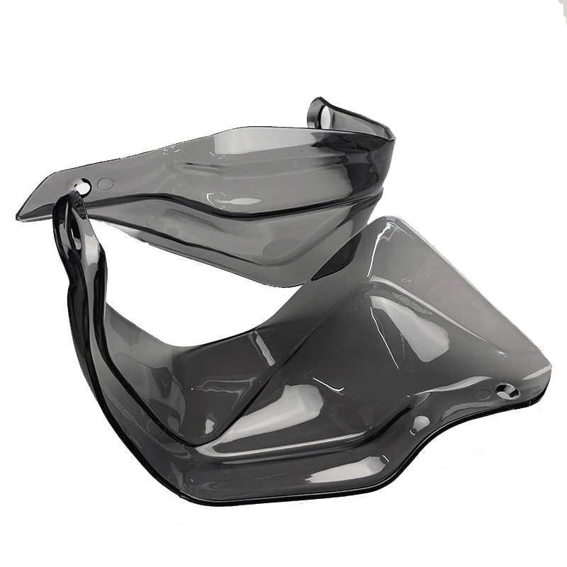 Para BMW R 1200 GS ADV-R1200GS LC F 800 GS aventura S1000XR R1250GS GSA de guardamanos escudo manual Protector de parabrisas