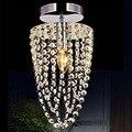 Современный хрустальный светодиодный потолочный светильник для внутреннего светильника lamparas de techo поверхностного монтажа Потолочный свет...