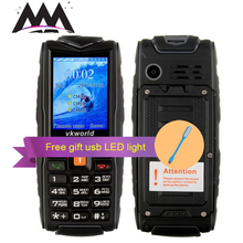 FM shockproof Vkworld Russian