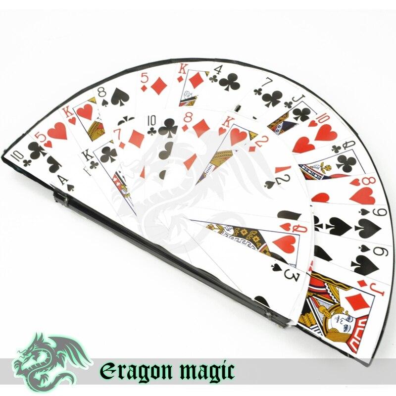 Tarjeta para sombrero juguetes etapa Trucos de magia Magie juguetes al por menor y al por mayor - 3